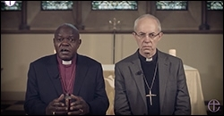 Archbishops of Canterbury and York